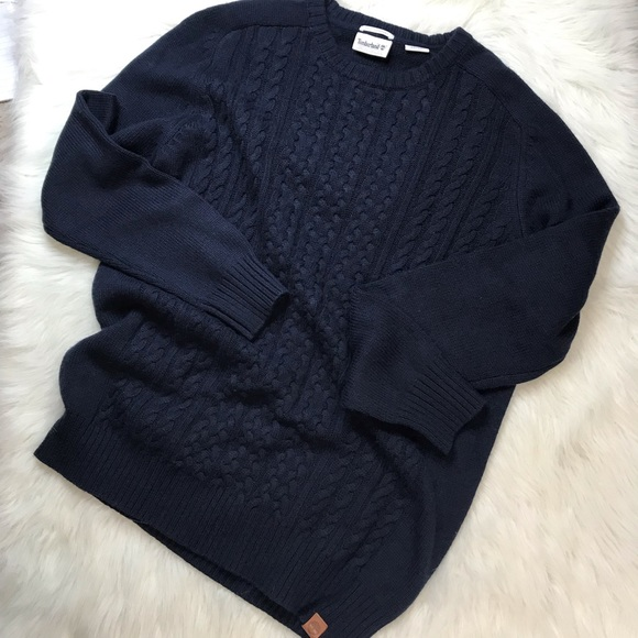 Timberland Other - Timberland lambswool/cashmere blend sweater L